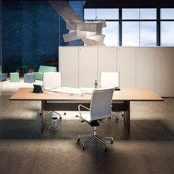 Sistema 28 | Meeting room tables | Fantoni