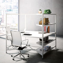 Hub | Desking systems | Fantoni