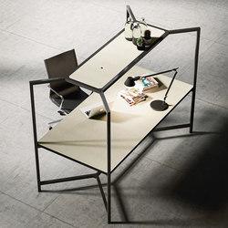 Hub | Individual desks | Fantoni