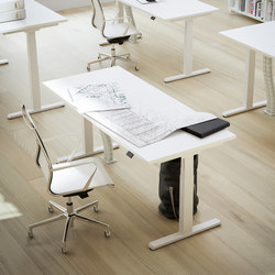 Framework 2.0 | Individual desks | Fantoni