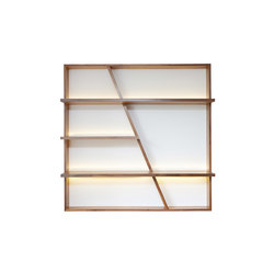 Brompton Book Case | Wall shelves | Ivar