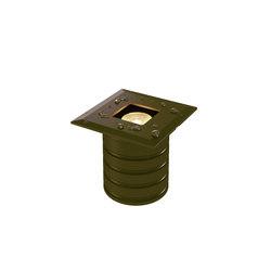 L304 | bronze | Recessed wall lights | MP Lighting