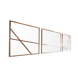 James Tryptic Mirror | Spiegel | Ivar