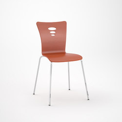 Benton Café Chair | Chaises polyvalentes | ERG International