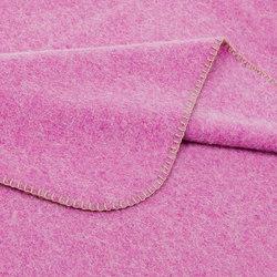Alina Blanket rose | Coperte | Steiner1888