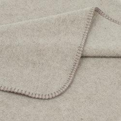Sophia Blanket creme | Couvertures | Steiner