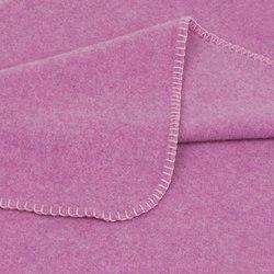 Sophia Blanket rose | Couvertures | Steiner