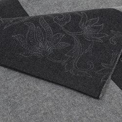 Larissa Blanket anthracite | Plaids / Blankets | Steiner
