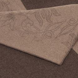 Larissa Blanket mocca | Couvertures | Steiner