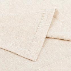 Elisa Blanket perlmutt | Plaids / Blankets | Steiner