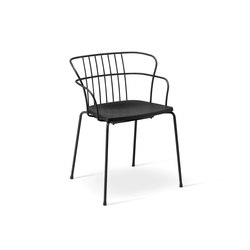 Flint 535-A | Multipurpose chairs | Metalmobil