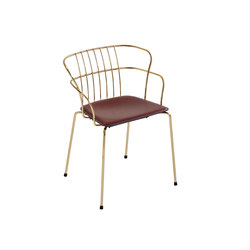 Flint 535-A | Chairs | Metalmobil