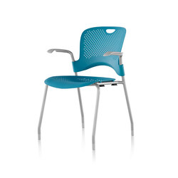 Caper Stacking Chair | Sillas multiusos | Herman Miller