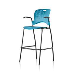 Caper Stacking Stool | Sgabelli bar | Herman Miller
