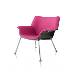 Swoop Lounge Chair | Loungesessel | Herman Miller