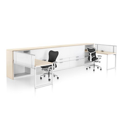 Meridian | Systèmes de tables de bureau | Herman Miller
