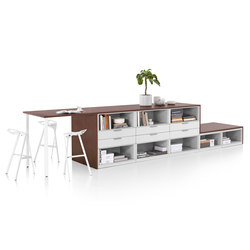 Meridian | Office shelving systems | Herman Miller