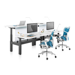 Renew Link | Desks | Herman Miller