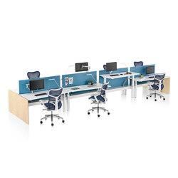 Renew Link | Desking systems | Herman Miller