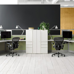 Action Office | Tischsysteme | Herman Miller