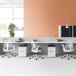 Action Office | Systèmes de tables de bureau | Herman Miller