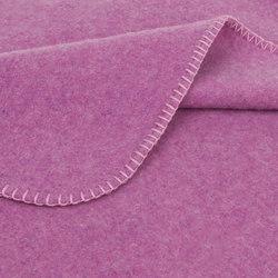 Rosa Blanket rose | Textiles enfant | Steiner
