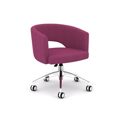 Island Twenty with 5 star swivel casters | Chairs | ERG International