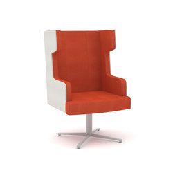 Jackson Thirty with 4 star base | Lounge chairs | ERG International