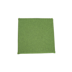 Klaus Seat Cushion grass | Cuscini | Steiner