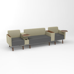 Laguna modular | Waiting area benches | ERG International