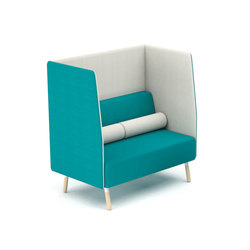 Laguna 2 seat Hideout | Lounge sofas | ERG International