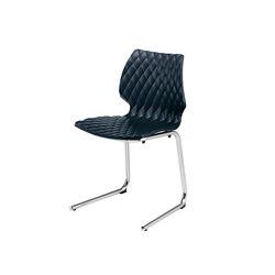 Uni 565 | Sedie mensa | Metalmobil