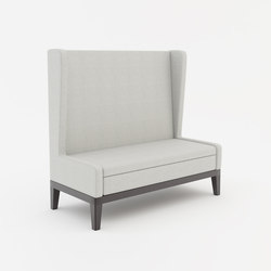 Symphony two seat lounge with high back | Benches | ERG International