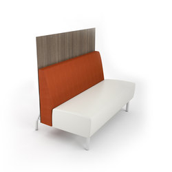 Tivoli slanted posture | Benches | ERG International