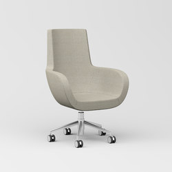 Vella high back | Conference chairs | ERG International