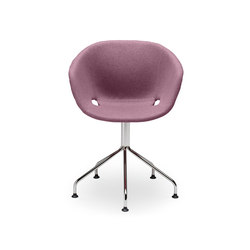 Uni-Ka 597M-5P | Visitors chairs / Side chairs | Metalmobil
