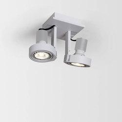 PLUXO#2 1.0 | Ceiling-mounted spotlights | Wever & Ducré