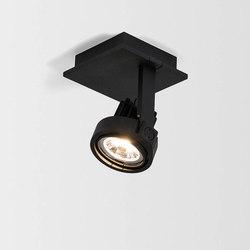 PLUXO 1.0 | Ceiling-mounted spotlights | Wever & Ducré