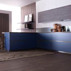 EØ | Fitted kitchens | Effeti Industrie SRL