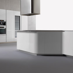 Sinuosa | Fitted kitchens | Effeti Industrie SRL