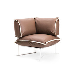 Colorado lounge chair | Garden armchairs | Varaschin