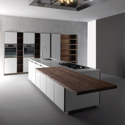 Unika | Fitted kitchens | Effeti Industrie SRL