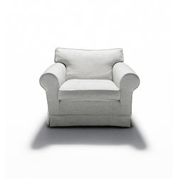 Regent's 16 | Lounge chairs | De Padova