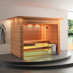 Ovola Outdoor | Saunas finlandais | KÜNG