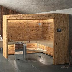 Rustico | Saunas | Küng Sauna + Spa