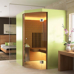 Trias | Infrared saunas | Küng Sauna + Spa