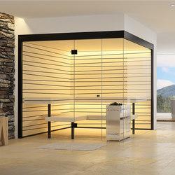 Vista | Saunas | Küng Sauna + Spa