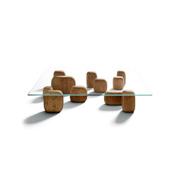 Ishi | Lounge tables | De Padova