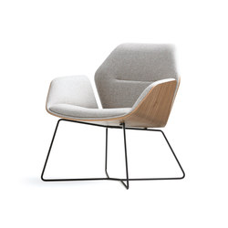 Ginkgo Lounge Low Back | Lounge chairs | Davis Furniture