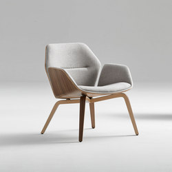 Ginkgo Ply Lounge | Fauteuils | Davis Furniture